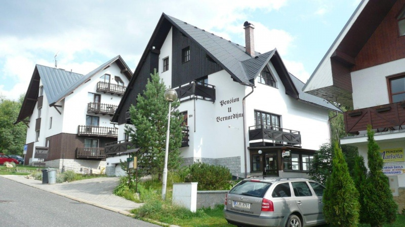 SMALL AND COSY GUESTHOUSE WITH FAMILY ATMOSPHERE Appreciated by adulst for its tranquility, customer-focused and easy-going approach and typical czech cuisine.